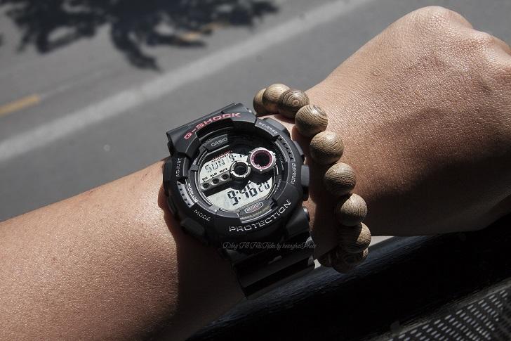 Casio G-Shock GD-100-1ADR Nhiều Tính Năng Cho Phân Khúc 2 Triệu Đồng 5
