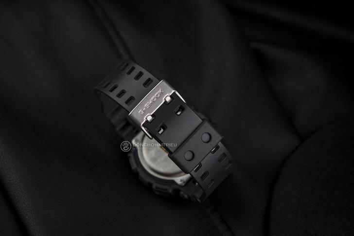 Casio G-Shock GD-100-1BDR Trọn Tông Đen Cho Anh Chàng Cá Tính 3