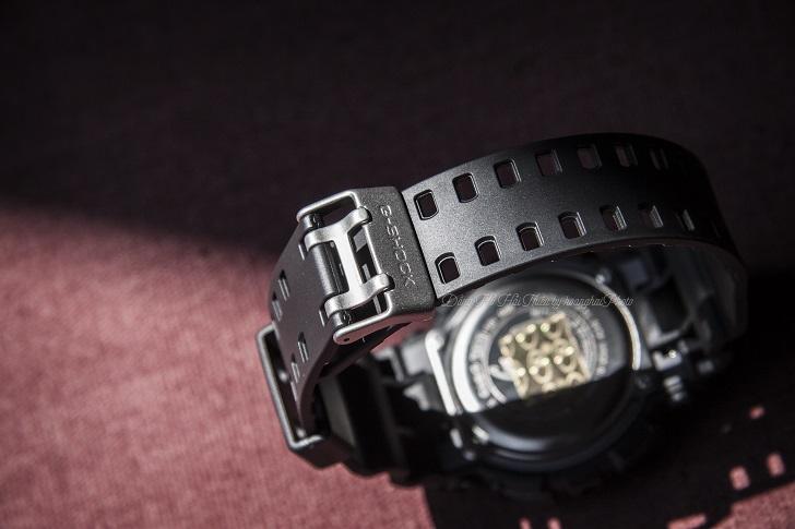 Casio G-Shock GD-100-1BDR Trọn Tông Đen Cho Anh Chàng Cá Tính 5