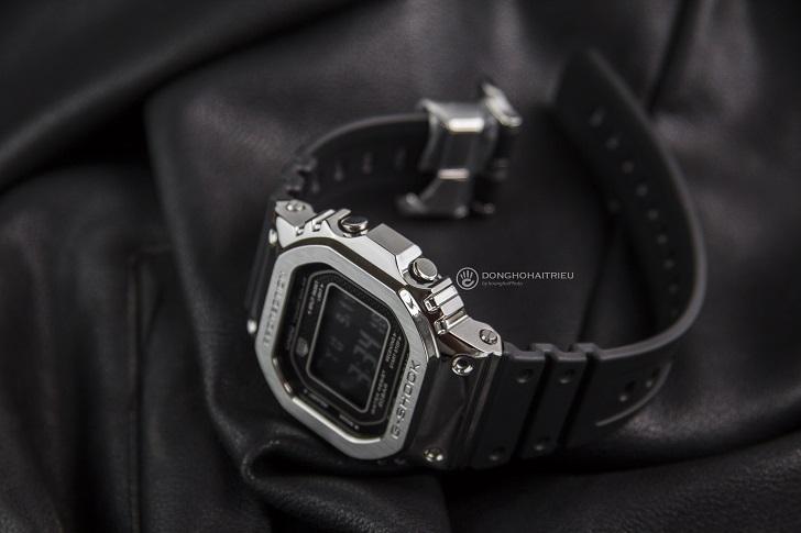 Casio G-Shock GMW-B5000-1DR: Bluetooth®, Multiband 6 Và Tough Solar 2