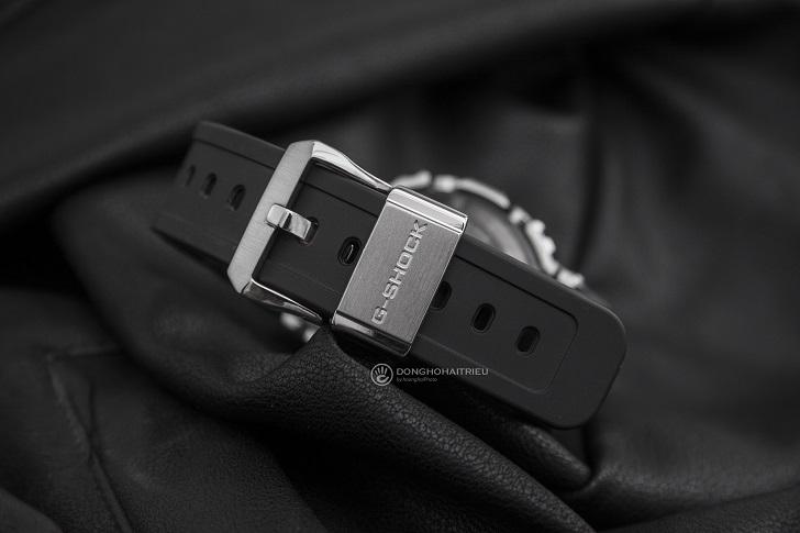 Casio G-Shock GMW-B5000-1DR: Bluetooth®, Multiband 6 Và Tough Solar 3