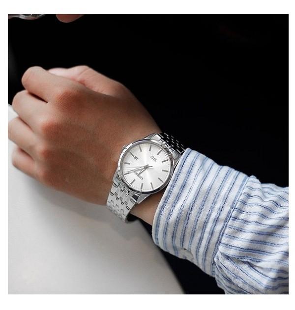 Đồng hồ Citizen BI5000-87A rẻ thay pin miễn phí trọn đời - Ảnh 4