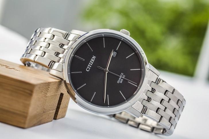Đồng hồ Citizen BI5070-57H giá rẻ, miễn phí thay pin trọn đời - Ảnh: 1