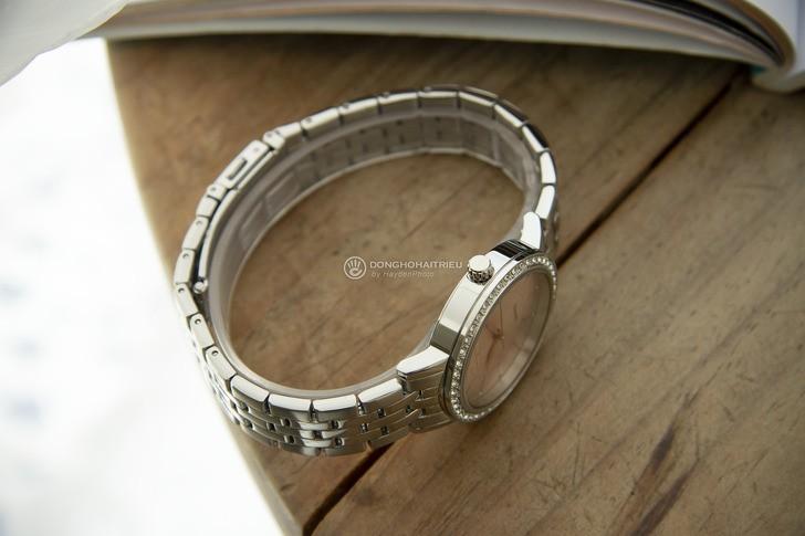 Đồng hồ Citizen EL3041-87X 100% máy Nhật, siêu mỏng 7mm - Ảnh 6