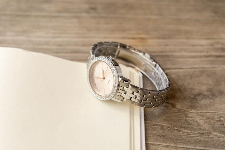 Đồng hồ Citizen EL3041-87X 100% máy Nhật, siêu mỏng 7mm - Ảnh 7