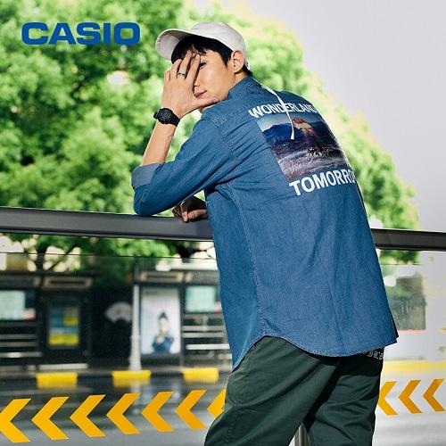 """Đồng Hồ Casio G-Shock G-5600E-1DR: Thiết Kế Nhỏ, Chức Năng """"To"""" 1"""