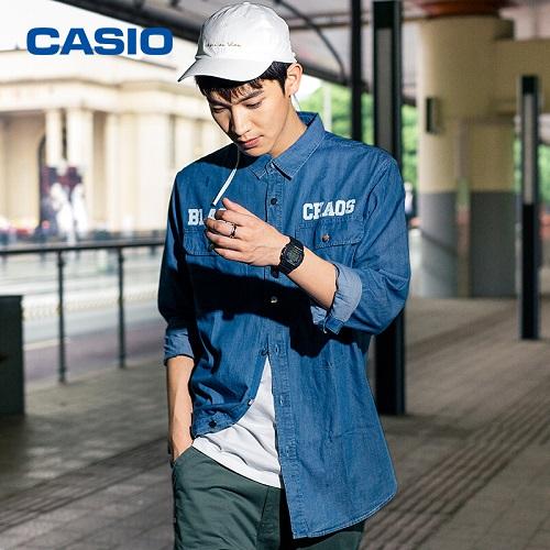 """Đồng Hồ Casio G-Shock G-5600E-1DR: Thiết Kế Nhỏ, Chức Năng """"To"""" 4"""