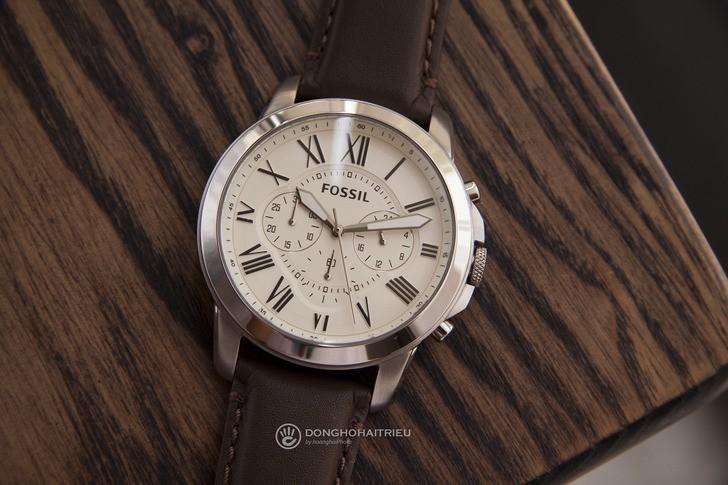 Đồng hồ Fossil FS4735IE giá rẻ, thay pin miễn phí trọn đời - Ảnh 1