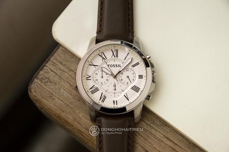 Đồng hồ Fossil FS4735IE giá rẻ, thay pin miễn phí trọn đời - Ảnh 2