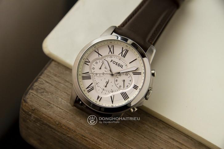 Đồng hồ Fossil FS4735IE giá rẻ, thay pin miễn phí trọn đời - Ảnh 3
