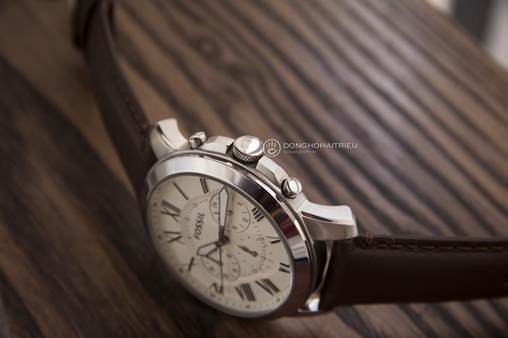 Đồng hồ Fossil FS4735IE giá rẻ, thay pin miễn phí trọn đời - Ảnh 6