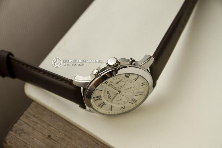 Đồng hồ Fossil FS4735IE giá rẻ, thay pin miễn phí trọn đời - Ảnh 7