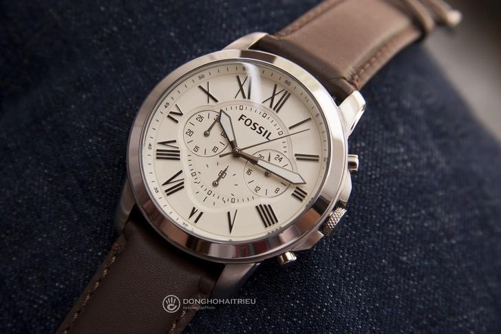 Đồng hồ Fossil FS4735IE giá rẻ, thay pin miễn phí trọn đời - Ảnh 8