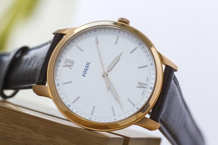 Đồng hồ Fossil FS5463 giá rẻ, thay pin miễn phí trọn đời - Ảnh 3