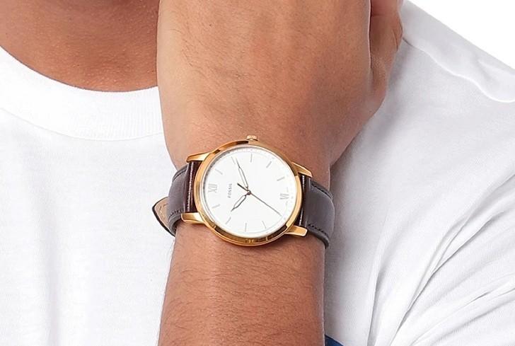 Đồng hồ Fossil FS5463 giá rẻ, thay pin miễn phí trọn đời - Ảnh 6