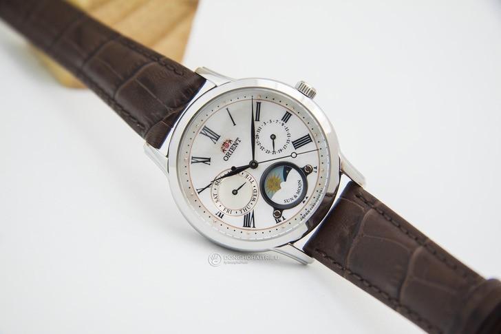 Đồng hồ Orient RA-KA0005A00B lịch trăng giá tốt bất ngờ - Ảnh 2