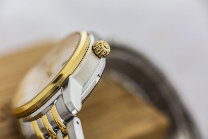 Đồng hồ nữ Seiko SRP884J1 automatic, trữ cót đến 40 giờ - Ảnh 3