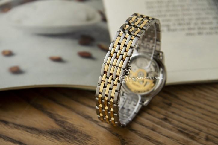 Đồng hồ nữ Seiko SRP884J1 automatic, trữ cót đến 40 giờ - Ảnh 4