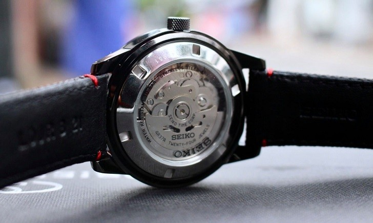 Seiko SSA383K1 ấn tượng với đồng hồ dây vải tích hợp máy tự động - Ảnh 2