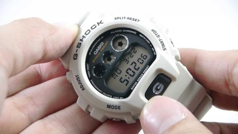 Toàn Tập Cách Phân Biệt Đồng Hồ Casio Thật Giả Dễ Và Nhanh Nhất G-Shock DW6900SD-8