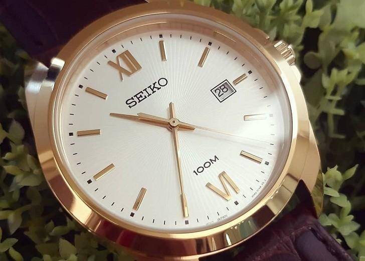 Đồng hồ Seiko SUR284P1 giá rẻ, thay pin miễn phí trọn đời - Ảnh 2