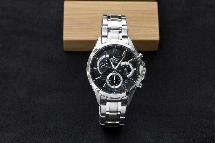 Đồng hồ Casio EFV-580D-1AVUDF giá rẻ, thay pin miễn phí - Ảnh 2