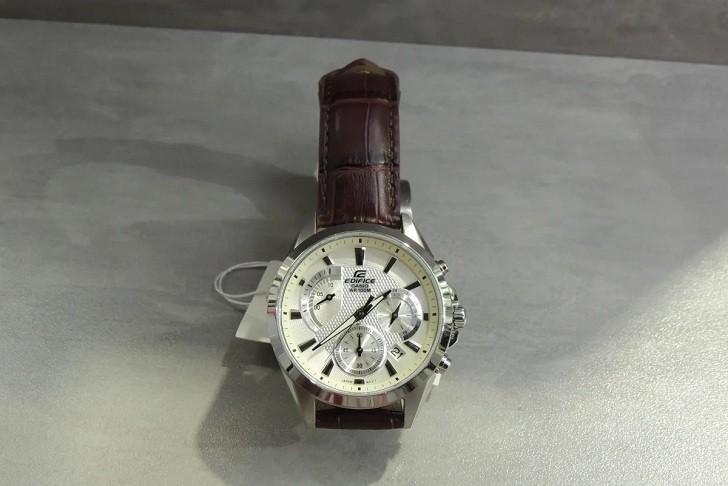 Đồng hồ Casio Edifice EFV-580L-7AVUDF wr100m, đi bơi được - Ảnh: 5