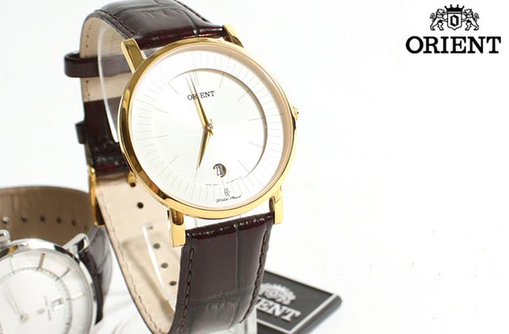 Đồng Hồ Orient FGW01008W0 Mạ Vàng Cao Cấp Cùng Máy Pin 4