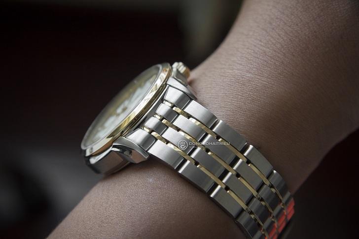 Đồng hồ Orient Star Retrograde - Trải nghiệm tính năng có 1 - 0 -2 - ảnh: SDE00001W0
