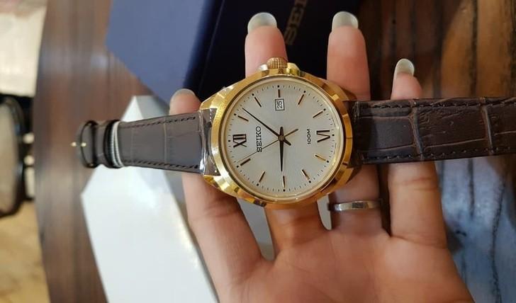 Đồng hồ Seiko SUR284P1 giá rẻ, thay pin miễn phí trọn đời - Ảnh 3