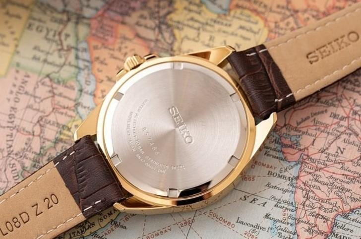 Đồng hồ Seiko SUR284P1 giá rẻ, thay pin miễn phí trọn đời - Ảnh 5