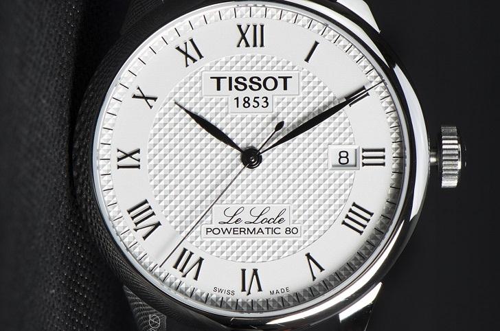 Tissot T006.407.16.033.00 Powermatic 80: Gấp Đôi Thời Gian Trữ Cót 4