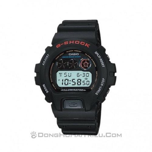 200+ Mẫu Đồng Hồ Điện Tử G-Shock Chính Hãng Giá Rẻ, Từ 1 Triệu - G-Shock DW-6900-1VDR