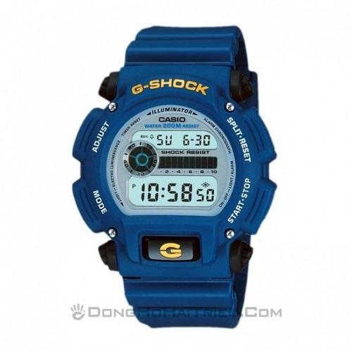 200+ Mẫu Đồng Hồ Điện Tử G-Shock Chính Hãng Giá Rẻ, Từ 1 Triệu - G-Shock DW-9052-2VDR