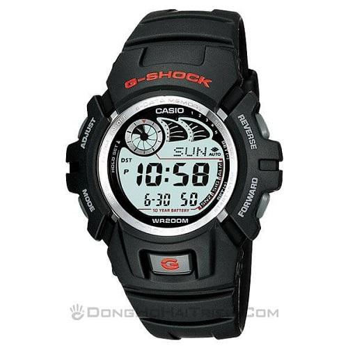 200+ Mẫu Đồng Hồ Điện Tử G-Shock Chính Hãng Giá Rẻ, Từ 1 Triệu - G-Shock G-2900F-1VDR