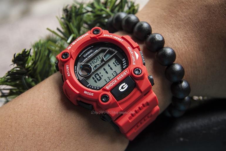 200+ Mẫu Đồng Hồ Điện Tử G-Shock Chính Hãng Giá Rẻ, Từ 1 Triệu - G-Shock G-7900A-4DR