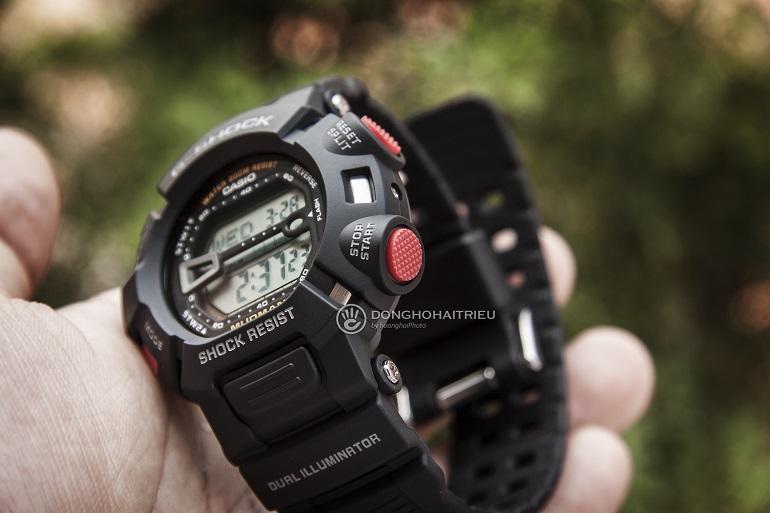 200+ Mẫu Đồng Hồ Điện Tử G-Shock Chính Hãng Giá Rẻ, Từ 1 Triệu - G-Shock G-9000-1VDR