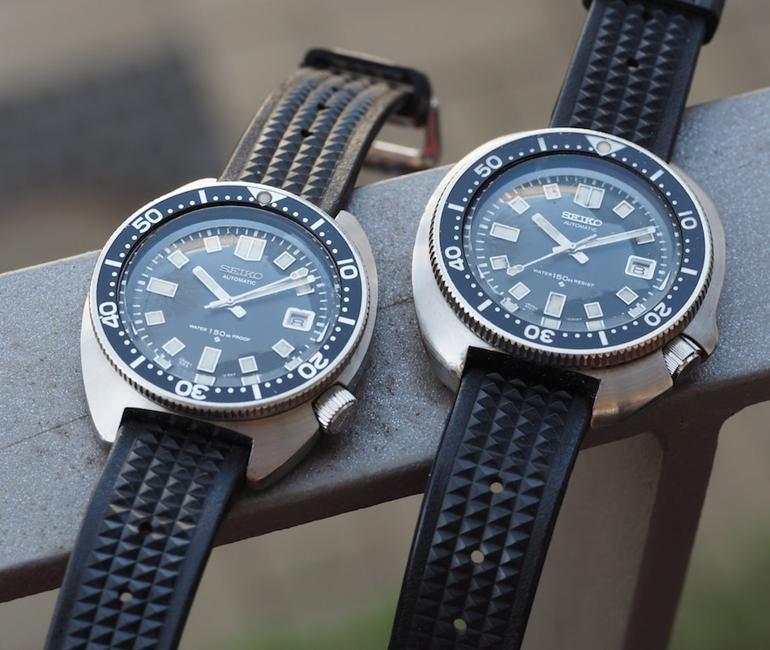 6 mẫu đồng hồ quân đội Mỹ đã dùng trong chiến tranh Việt Nam 6105-8000 và 6105-8110