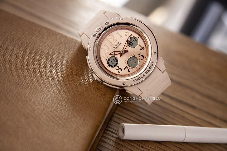 Đồng hồ Baby-G BGA-150CP-4BDR giá rẻ, thay pin miễn phí - Ảnh 1