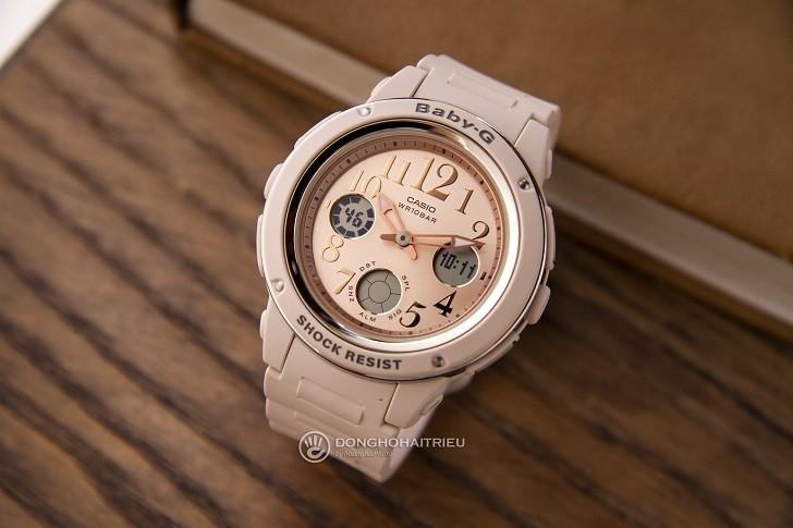 Đồng hồ Baby-G BGA-150CP-4BDR giá rẻ, thay pin miễn phí - Ảnh 5