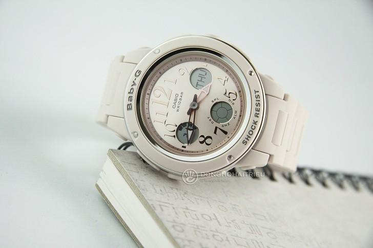 Đồng hồ Baby-G BGA-150CP-4BDR giá rẻ, thay pin miễn phí - Ảnh 6