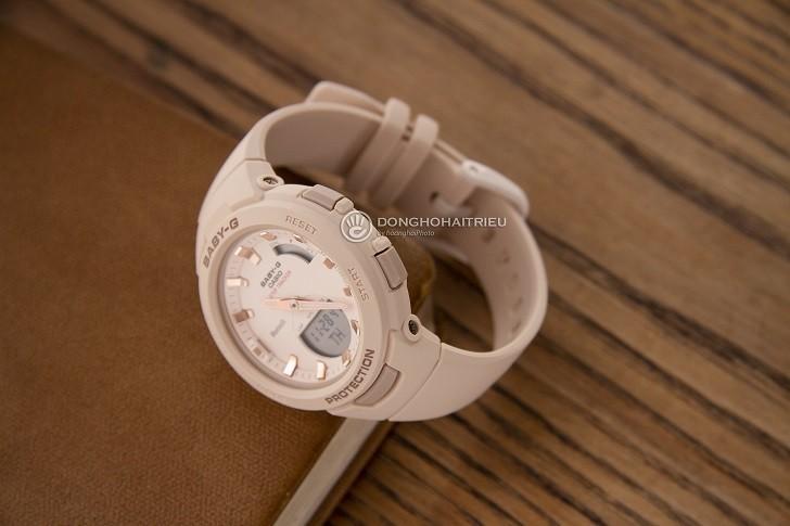 Đồng hồ Baby-G BSA-B100-4A1DR giá rẻ, miễn phí thay pin - Ảnh: 2
