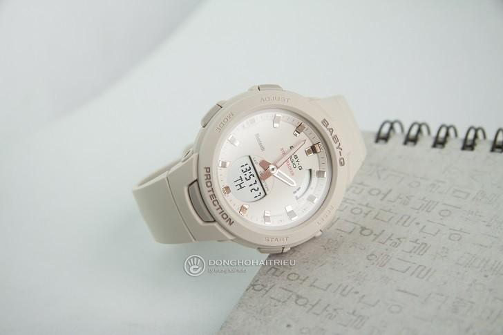 Đồng hồ Baby-G BSA-B100-4A1DR giá rẻ, miễn phí thay pin - Ảnh: 4