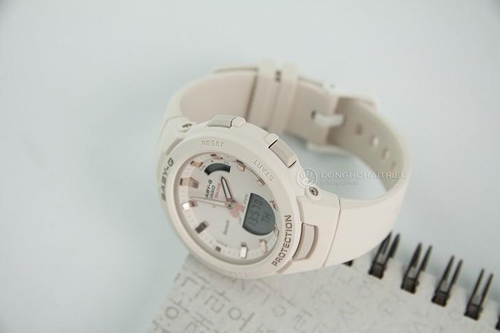 Đồng hồ Baby-G BSA-B100-4A1DR giá rẻ, miễn phí thay pin - Ảnh: 5