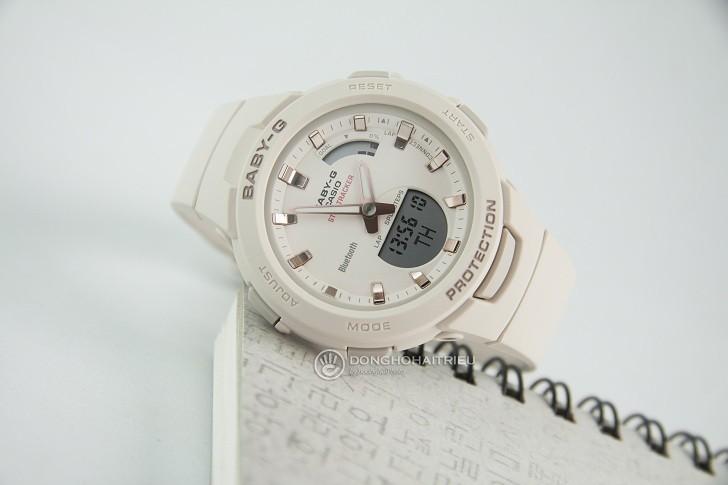 Đồng hồ Baby-G BSA-B100-4A1DR giá rẻ, miễn phí thay pin - Ảnh: 7