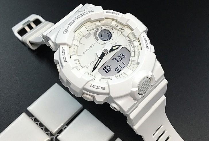 Đồng hồ nam Casio GBA-800-7ADR giá rẻ, thay pin miễn phí - Ảnh 3