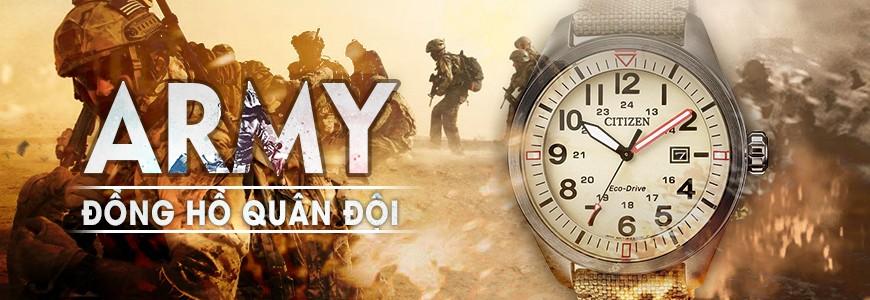 300+ Mẫu Đồng Hồ Quân Đội Mỹ, Nhật, Thụy Sỹ,... Đang Được Săn Lùng