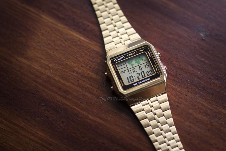 - Casio A500WGA-1DF
