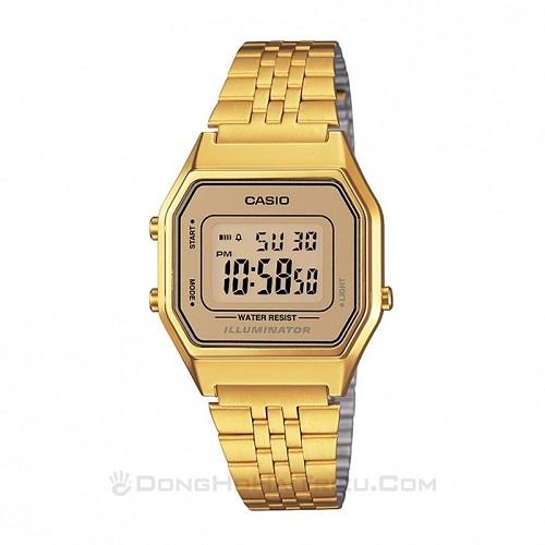 - Casio LA680WGA-9DF