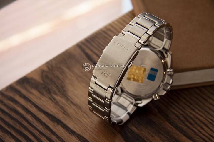 Đồng hồ Casio EQS-910D-1BVUDF máy năng lượng ánh sáng bền bỉ - Ảnh 4